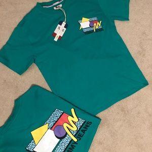 Tommy Hilfiger Men's Retro GEO T-Shirt - Dynasty